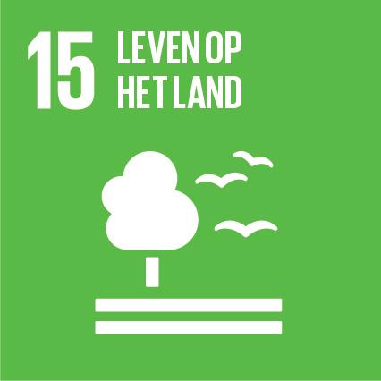 SDG 15 Leven op het land. Bewerkt door MooierMens.app, 09-08-2021. https://www.sdgnederland.nl